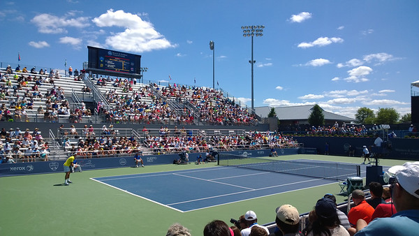 08.13.13 Trip to US Open Ohio