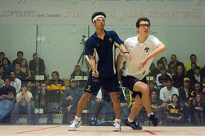 2010-02-21 John Roberts (Yale) and Randy Lim (Trinity)