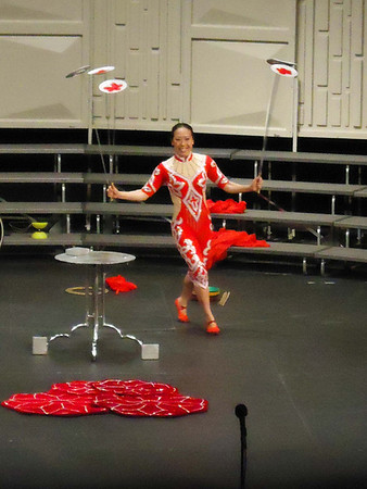 MS Chinese Acrobat Assembly