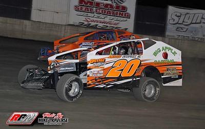 Orange County Fair Speedway - 6/26/21 - Mike Traverse