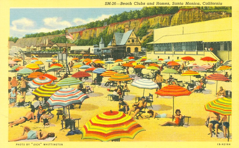 Beach Clubs and Homes