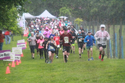 Run the Vineyards - Mother's Day 5K (Sunday)