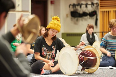 2015 UWL Korean Percussion