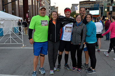 2016 Urban Bourbon Half Marathon
