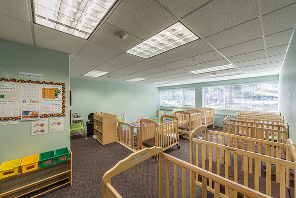 CEC Nursery Rooms