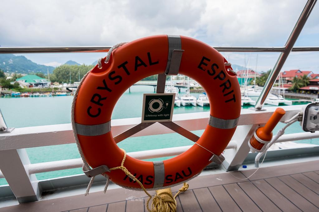 Crystal Esprit Yacht Life Saver