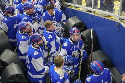 Dcc hockey vs. Northville