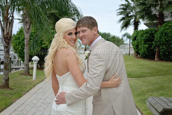 Chris & Sarah get married!