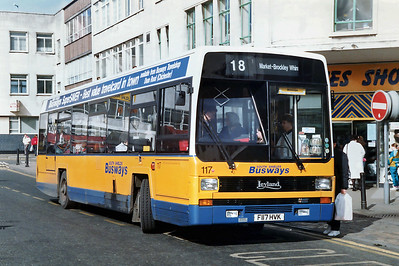 Tyne and Wear Busways