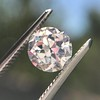 1.02ct Transitional Cut Diamond GIA K SI2 12