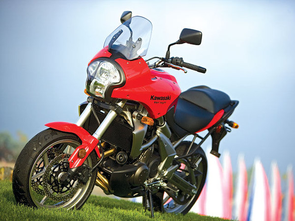 Timothee's Kawasaki Versys