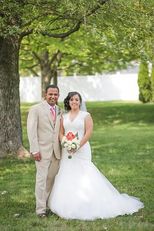B+V Wedding