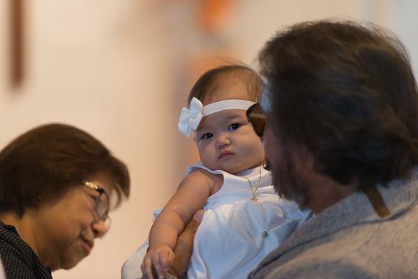 Kennedy Jade's Baptism