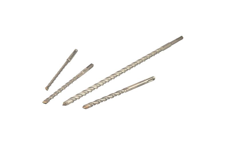 Gelmar Ruwag Standard 14x460mm, 10x210mm, 12x210mm,  SDS Plus 8mmx210 Drill Bits