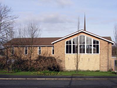 St Anthony of Padua, Roman Catholic, Headley Way, Headington, Oxford, OX3 7SS