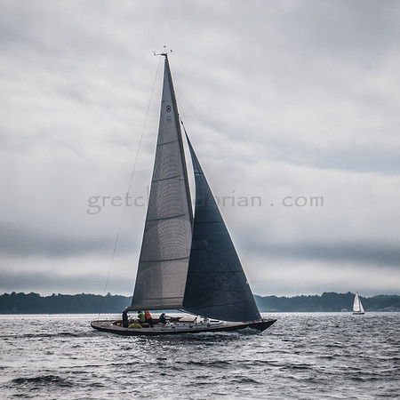 Sailboats of Harbor Springs, Michigan