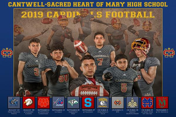 2019 Sacred Hearts