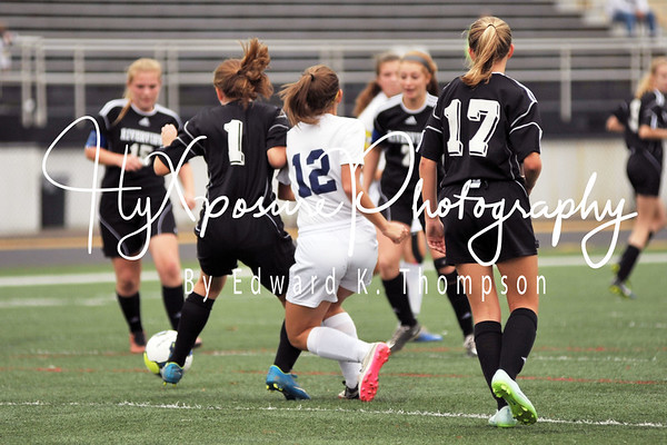 FREELANCE  WPIAL Girl's Soccer Playoff's   South Allegheny v. Riverview