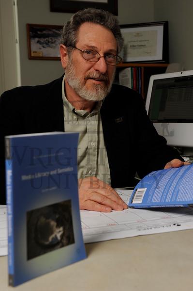 6372 Elliott Gaines in his office 2-8-11