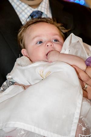 Lila Baptism