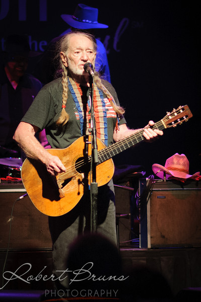 Willie Nelson Canyon Club 07/16/2012