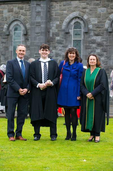 03/11/2017. Waterford Institute of Technology Conferring is John Caulfield from Glenmore. Picture: Patrick Browne.