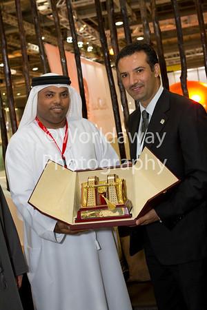WTM Dubai Tourism Day 2 - 2011