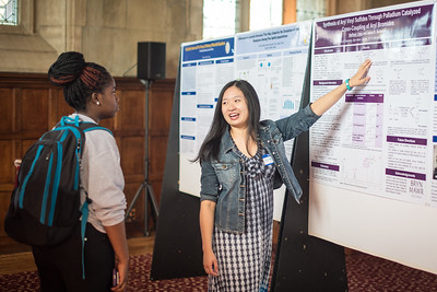 Summer Science Research Poster Session
