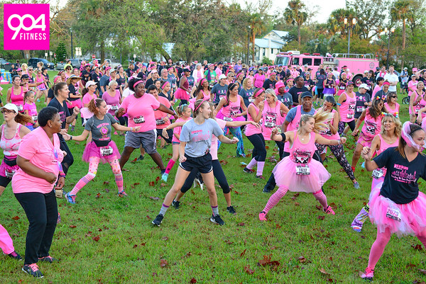Pink Up the Pace 2017