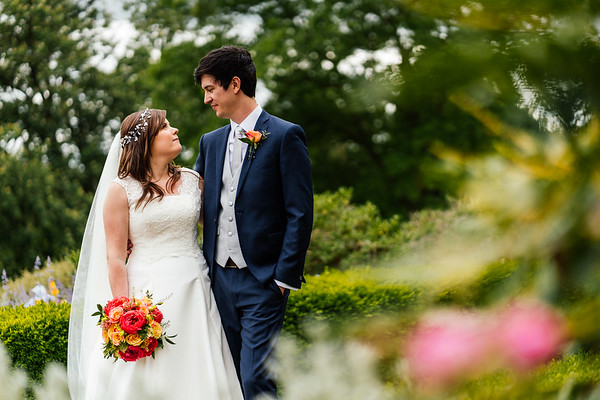 Christina & Sam Wedding