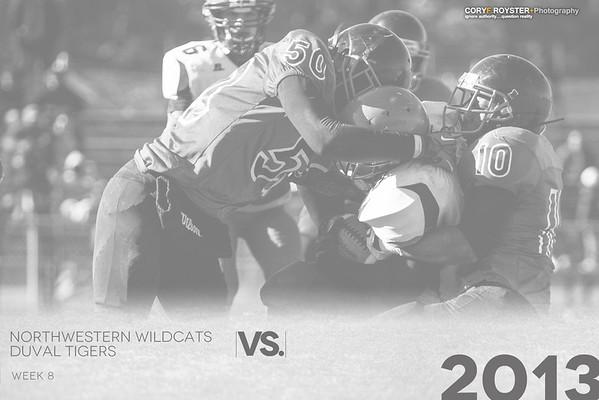 2013 Northwestern vs DuVal