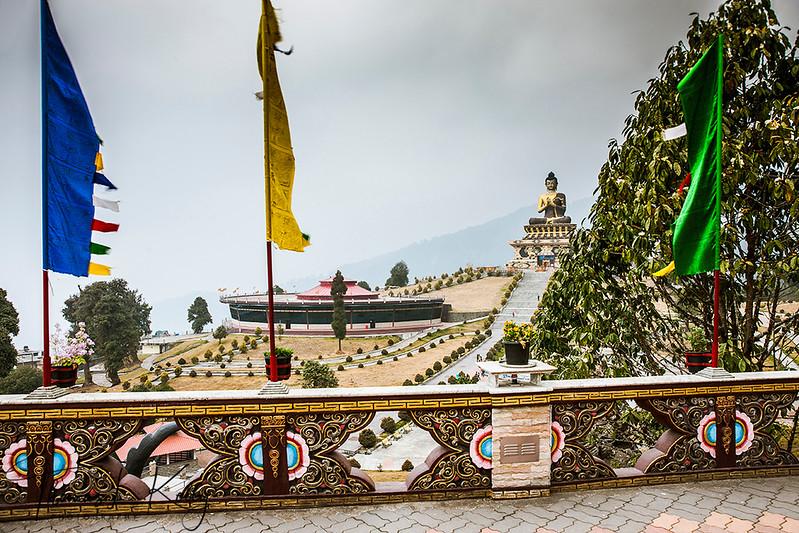 The Buddha Park of Ravangla.