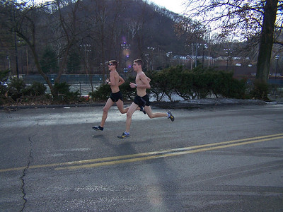 Winter Series #3 - Run & Walk