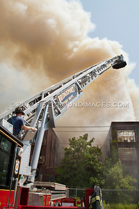 Remington Arms 2nd Alarm (Bridgeport, CT) 8/4/12
