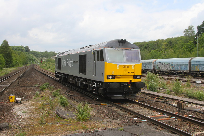 60046 Micheldever 09/06/20 0Z65 Acton Mainline to Southampton Up Yard