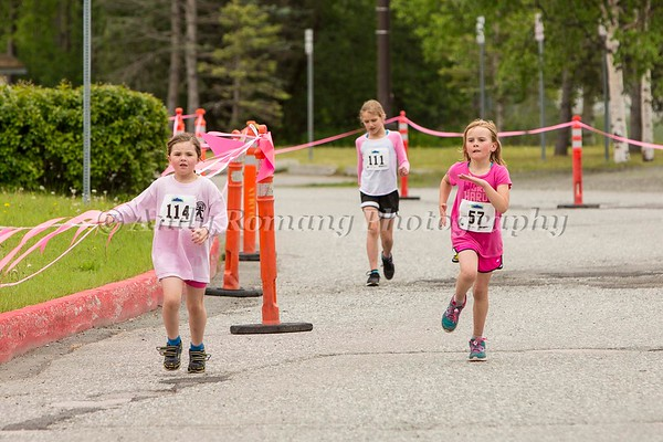 Eagle River Triathlon Kids Race