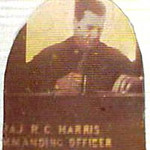 Col. Richard C. Harris, my grandfather