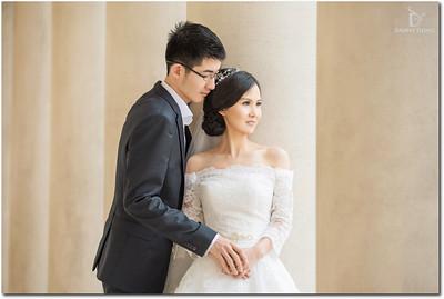Tina + Wen