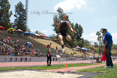 CIF Finals track and field boys