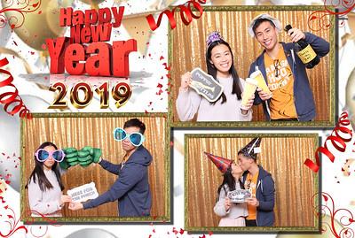2019 NYE Celebration