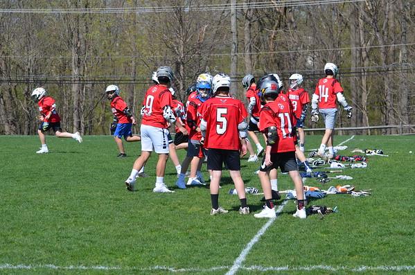 Middle School Boys Lacrosse: GA vs Malvern Prep