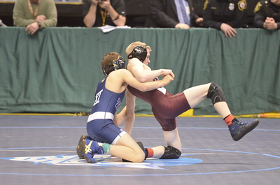 2015 NYS WRESTLING CHAMPIONSHIPS