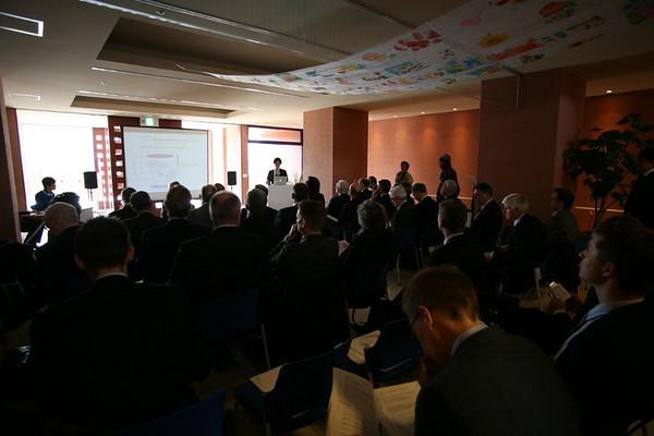 Event 2010 Visit by Prime Minister Lars Løkke Rasmussen - Cyberdyne