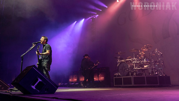 2019 - Godsmack - Kansas City