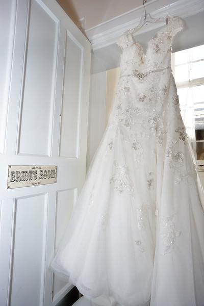 Bride's Preparation