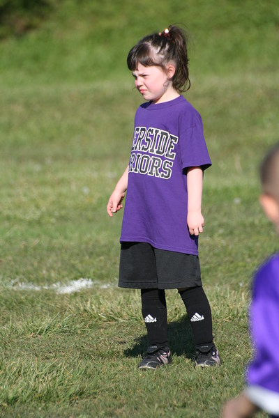 Riverside Soccer Practice - 4/20/07