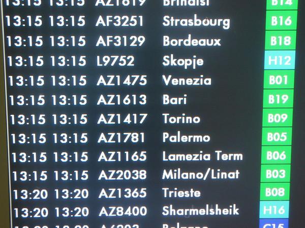 2012-11-25 - 2 - Rome-Bari FD
