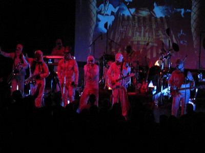 Here Come the Mummies - 10/28/2010