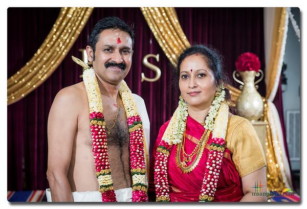Wedding of Prakash with Sandhya