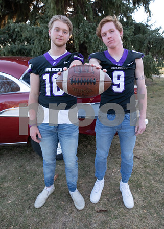 Arvada West Football Team Pictures 2020
